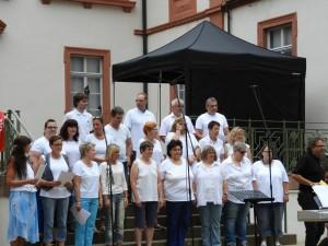 Open Air zum 90.jährigen Bestehen des Kreischorverbands Dieburg - Da Capo